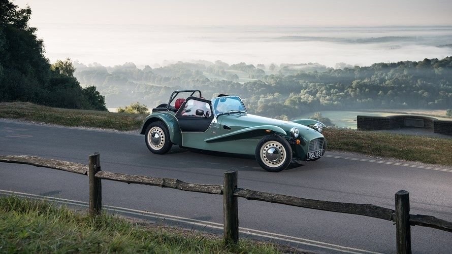 caterham sprint