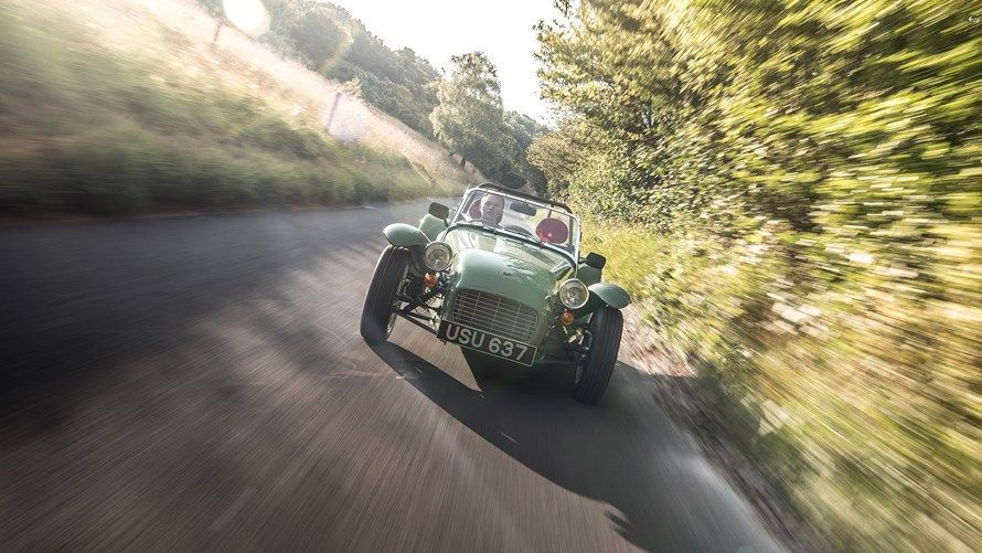 caterham sprint 1