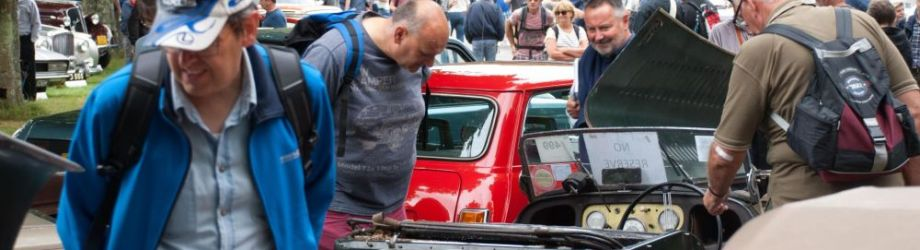 Beaulieu's International Autojumble